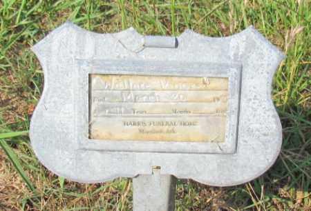 MOORE, WALLACE - Perry County, Arkansas   WALLACE MOORE - Arkansas Gravestone Photos