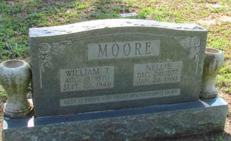 MOORE, WILLIAM T - Perry County, Arkansas | WILLIAM T MOORE - Arkansas Gravestone Photos