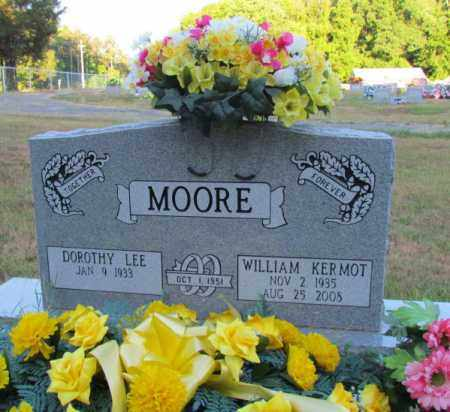 MOORE, WILLIAM KERMOT - Perry County, Arkansas | WILLIAM KERMOT MOORE - Arkansas Gravestone Photos