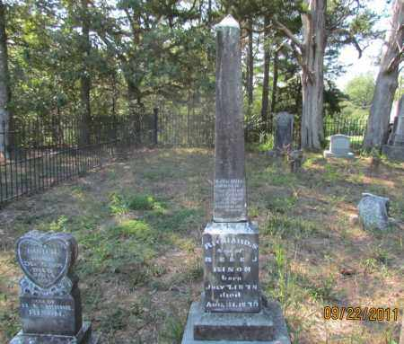 RISON, RICHARD S (FULL VIEW) - Perry County, Arkansas | RICHARD S (FULL VIEW) RISON - Arkansas Gravestone Photos