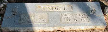 TINDELL, VERNA - Perry County, Arkansas | VERNA TINDELL - Arkansas Gravestone Photos