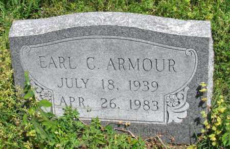 ARMOUR, EARL C - Phillips County, Arkansas | EARL C ARMOUR - Arkansas Gravestone Photos