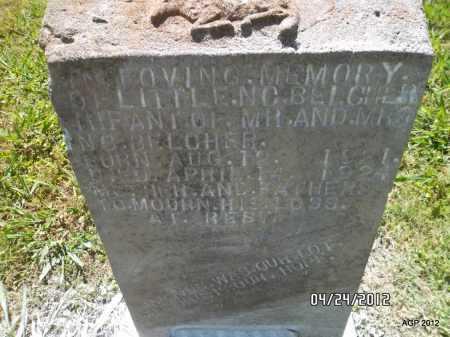 BELCHLER, N C - Phillips County, Arkansas | N C BELCHLER - Arkansas Gravestone Photos