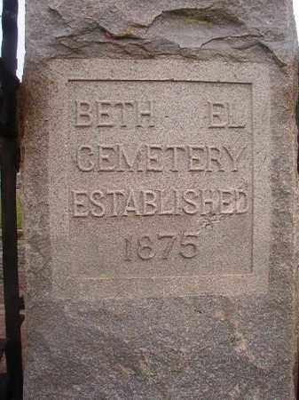 *BETH EL CEMETERY,  - Phillips County, Arkansas |  *BETH EL CEMETERY - Arkansas Gravestone Photos
