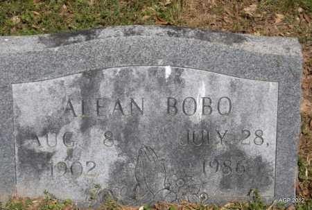 BOBO, ALEAN - Phillips County, Arkansas | ALEAN BOBO - Arkansas Gravestone Photos