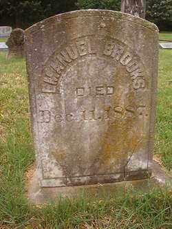 BROOKS, EMANUEL - Phillips County, Arkansas   EMANUEL BROOKS - Arkansas Gravestone Photos