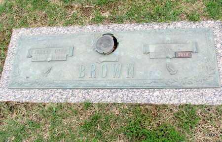 BROWN, JOHNNY OTHA - Phillips County, Arkansas   JOHNNY OTHA BROWN - Arkansas Gravestone Photos