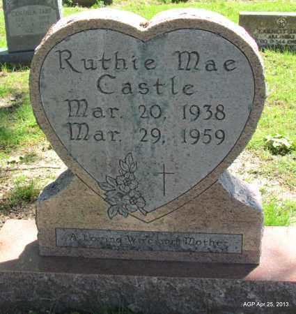 CASTLE, RUTHIE MAE - Phillips County, Arkansas | RUTHIE MAE CASTLE - Arkansas Gravestone Photos