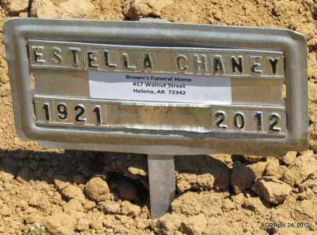CHANEY, ESTELLA - Phillips County, Arkansas   ESTELLA CHANEY - Arkansas Gravestone Photos