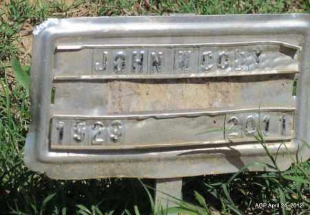 CODY, JOHN W - Phillips County, Arkansas | JOHN W CODY - Arkansas Gravestone Photos