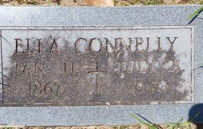 CONNELLY, ELLA - Phillips County, Arkansas | ELLA CONNELLY - Arkansas Gravestone Photos