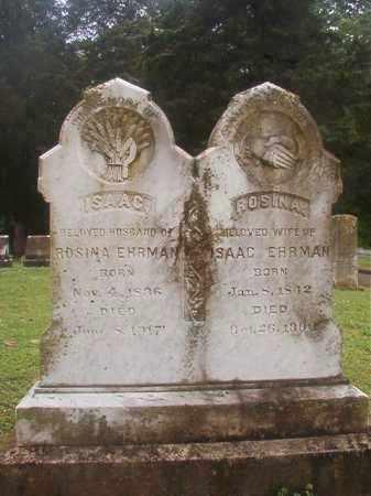 EHRMAN, ISAAC - Phillips County, Arkansas   ISAAC EHRMAN - Arkansas Gravestone Photos