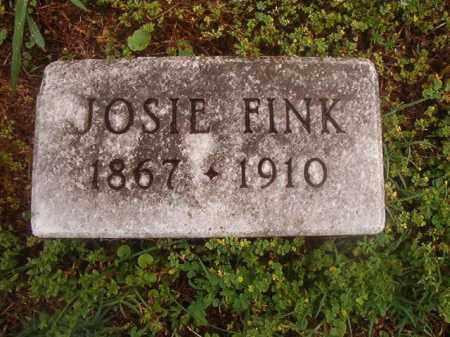 FINK, JOSIE - Phillips County, Arkansas | JOSIE FINK - Arkansas Gravestone Photos