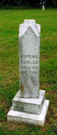 FOWLER, LUVENIA - Phillips County, Arkansas | LUVENIA FOWLER - Arkansas Gravestone Photos