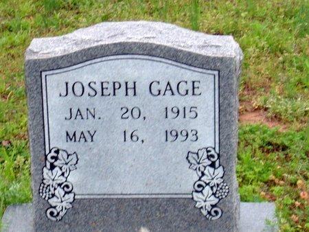 GAGE, JOSEPH - Phillips County, Arkansas   JOSEPH GAGE - Arkansas Gravestone Photos