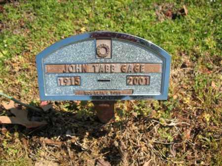 GAGE, JOHN TABB - Phillips County, Arkansas   JOHN TABB GAGE - Arkansas Gravestone Photos