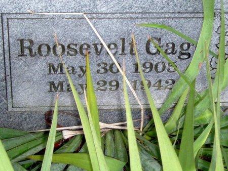 GAGE, ROOSEVELT - Phillips County, Arkansas   ROOSEVELT GAGE - Arkansas Gravestone Photos