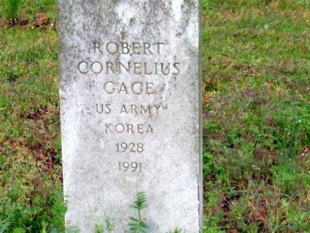 GAGE, ROBERT CORNELIUS - Phillips County, Arkansas   ROBERT CORNELIUS GAGE - Arkansas Gravestone Photos