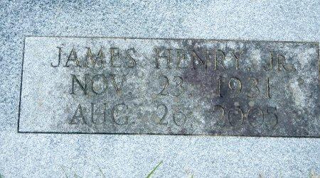 HENRY, JR, JAMES - Phillips County, Arkansas | JAMES HENRY, JR - Arkansas Gravestone Photos