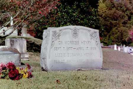 HENRY, MORRISS - Phillips County, Arkansas   MORRISS HENRY - Arkansas Gravestone Photos