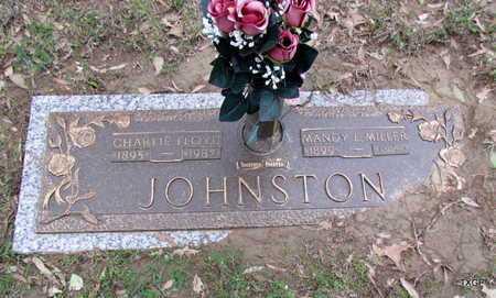 JOHNSTON, MANDY L - Phillips County, Arkansas | MANDY L JOHNSTON - Arkansas Gravestone Photos