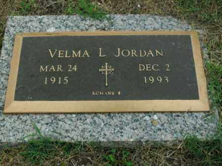 JORDAN, VELMA L - Phillips County, Arkansas | VELMA L JORDAN - Arkansas Gravestone Photos