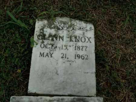 KNOX, GLENN - Phillips County, Arkansas | GLENN KNOX - Arkansas Gravestone Photos