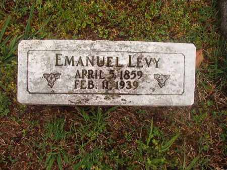 LEVY, EMANUEL - Phillips County, Arkansas | EMANUEL LEVY - Arkansas Gravestone Photos