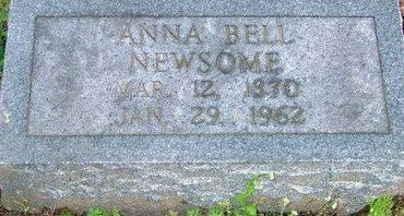 NEWSOME, ANNA BELL - Phillips County, Arkansas | ANNA BELL NEWSOME - Arkansas Gravestone Photos