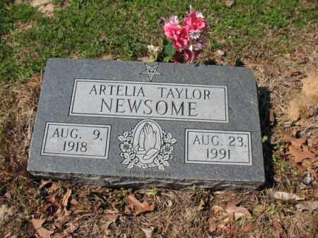 NEWSOME, ARTELIA - Phillips County, Arkansas | ARTELIA NEWSOME - Arkansas Gravestone Photos