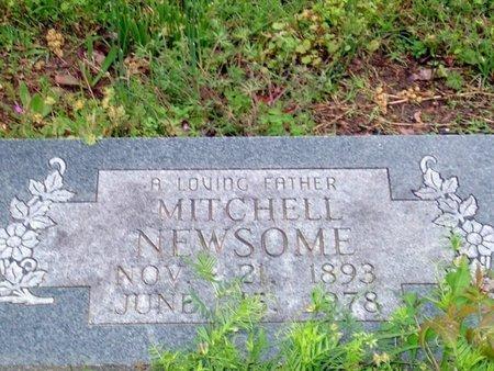 NEWSOME, MITCHELL - Phillips County, Arkansas | MITCHELL NEWSOME - Arkansas Gravestone Photos