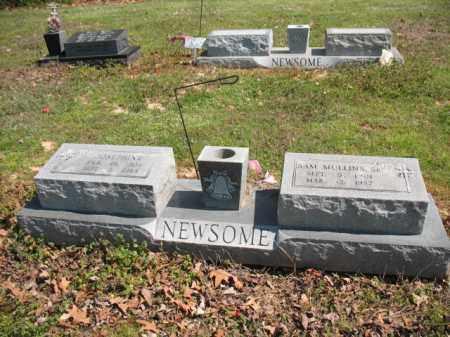 NEWSOME, JOSEPHINE - Phillips County, Arkansas   JOSEPHINE NEWSOME - Arkansas Gravestone Photos