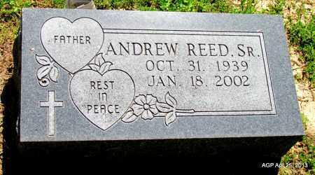REED, SR, ANDREW - Phillips County, Arkansas | ANDREW REED, SR - Arkansas Gravestone Photos