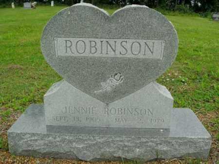 ROBINSON, JENNIE - Phillips County, Arkansas | JENNIE ROBINSON - Arkansas Gravestone Photos