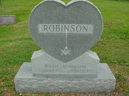 ROBINSON, WILLIE - Phillips County, Arkansas | WILLIE ROBINSON - Arkansas Gravestone Photos