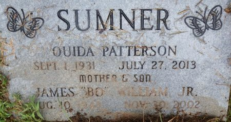 PATTERSON SUMNER, OUIDA D - Phillips County, Arkansas | OUIDA D PATTERSON SUMNER - Arkansas Gravestone Photos