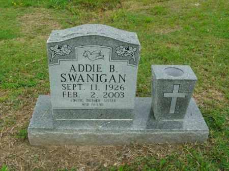 SWANIGAN, ADDIE B - Phillips County, Arkansas   ADDIE B SWANIGAN - Arkansas Gravestone Photos