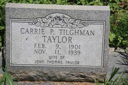 TAYLOR, CARRIE P - Phillips County, Arkansas   CARRIE P TAYLOR - Arkansas Gravestone Photos