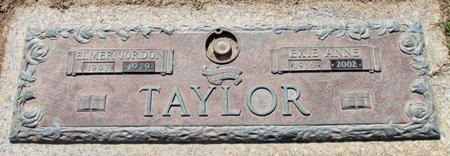 TAYLOR, ELMER JORDON - Phillips County, Arkansas | ELMER JORDON TAYLOR - Arkansas Gravestone Photos