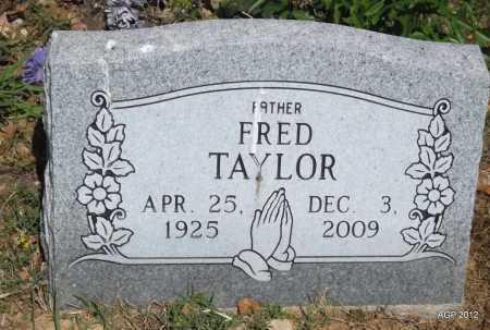 TAYLOR, FRED - Phillips County, Arkansas | FRED TAYLOR - Arkansas Gravestone Photos