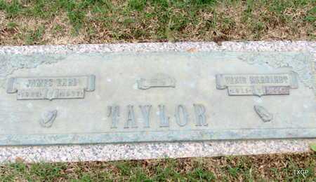 TAYLOR, JAMES EARL - Phillips County, Arkansas | JAMES EARL TAYLOR - Arkansas Gravestone Photos