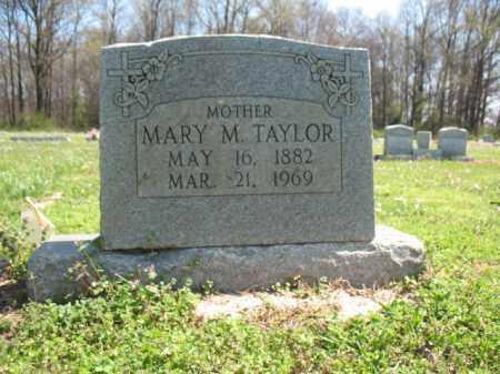 TAYLOR, MARY M - Phillips County, Arkansas | MARY M TAYLOR - Arkansas Gravestone Photos