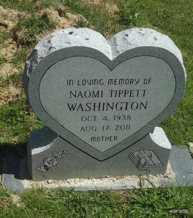 WASHINGTON, NAOMI - Phillips County, Arkansas   NAOMI WASHINGTON - Arkansas Gravestone Photos