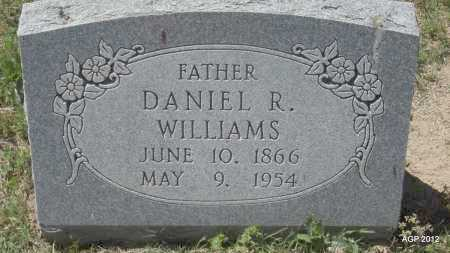 WILLIAMS, DANIEL R - Phillips County, Arkansas | DANIEL R WILLIAMS - Arkansas Gravestone Photos