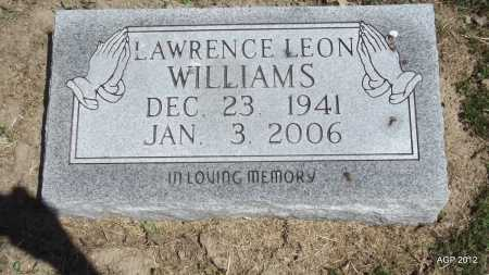 WILLIAMS, LAWRENCE LEON - Phillips County, Arkansas   LAWRENCE LEON WILLIAMS - Arkansas Gravestone Photos
