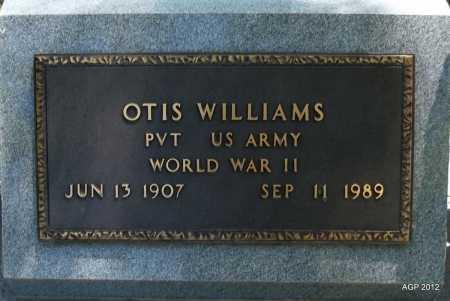 WILLIAMS ( VETERAN WWII), OTIS - Phillips County, Arkansas | OTIS WILLIAMS ( VETERAN WWII) - Arkansas Gravestone Photos
