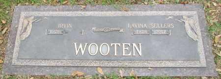 WOOTEN, LAVINA - Phillips County, Arkansas   LAVINA WOOTEN - Arkansas Gravestone Photos