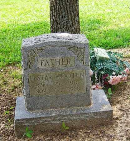 WOOTEN, LESTER - Phillips County, Arkansas | LESTER WOOTEN - Arkansas Gravestone Photos