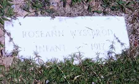 WYSSBROD, ROSEANN - Phillips County, Arkansas | ROSEANN WYSSBROD - Arkansas Gravestone Photos