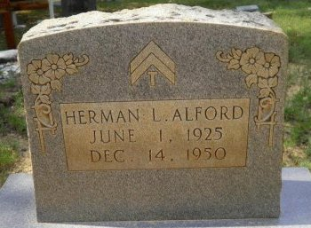 ALFORD, HERMAN LOYD - Pike County, Arkansas | HERMAN LOYD ALFORD - Arkansas Gravestone Photos